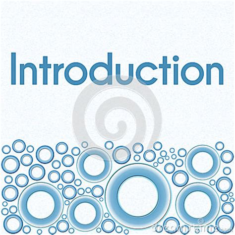 Introduction to business plan example